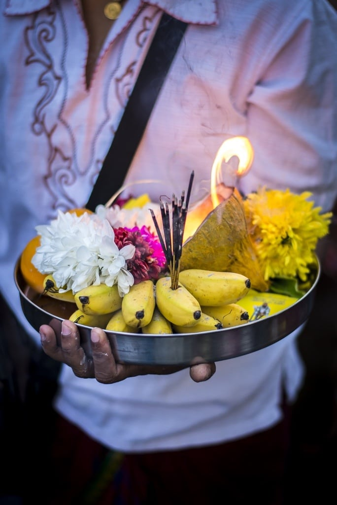 An Offering Photographed by Scott Rust