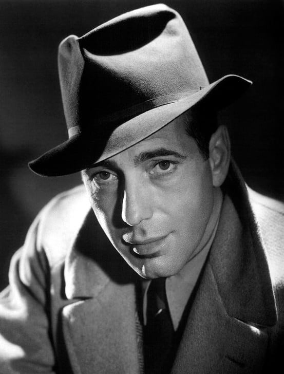 Humphery Bogart by George Hurrell